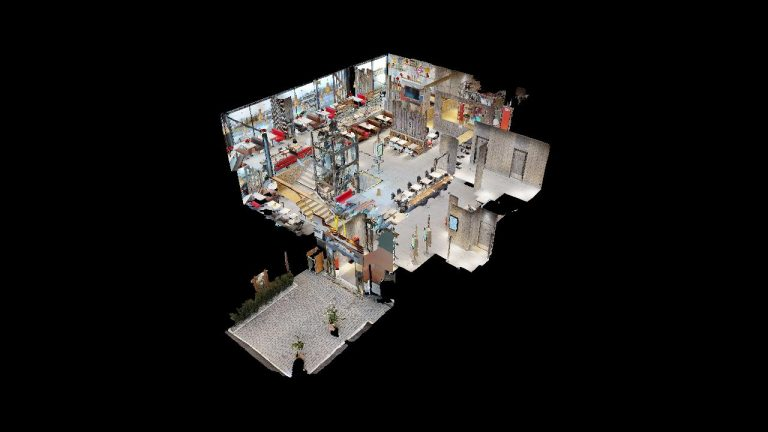 Mc-Donalds-Gralla-Dollhouse by panoroom.at